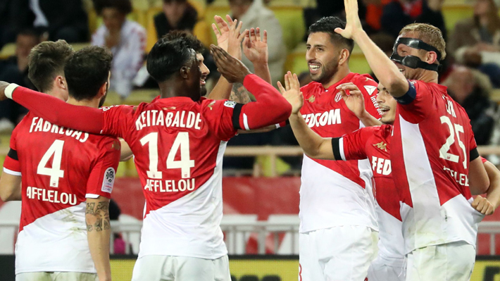Video: El primer gol de Guillermo Maripán con la camiseta del Mónaco