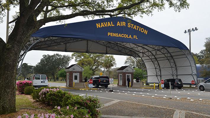FBI confirma que responsable del tiroteo en base naval que dejó tres fallecidos es un teniente del ejército saudí