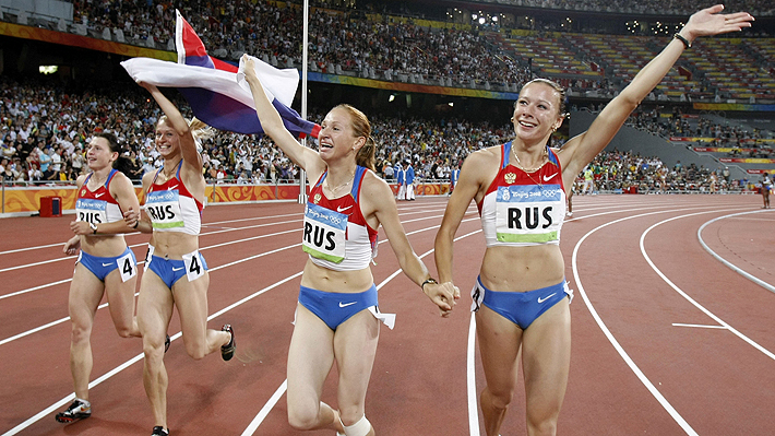 Grandes atletas no podrán competir: La manipulación de datos sobre dopaje que le costó histórica sanción a Rusia
