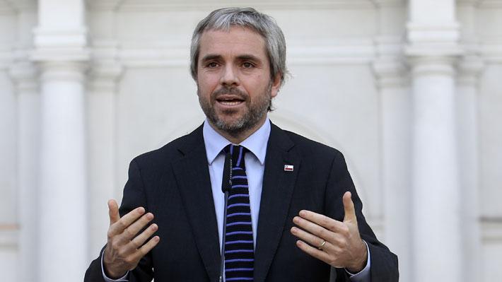 """Blumel y consejo para reformar Carabineros: """"Prioridades son fortalecer el orden público y el resguardo absoluto de DD.HH"""""""