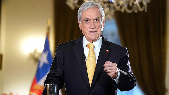"""Presidente Piñera anuncia agenda """"antiabusos"""" que fortalece la FNE y aumenta penas de cárcel por delitos económicos"""