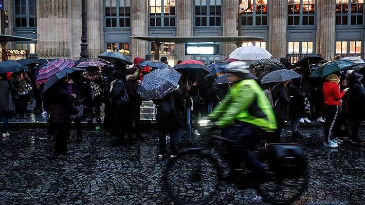 Nueva jornada de movilización nacional en Francia antes de anuncios del gobierno sobre pensiones