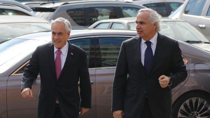 El dispar análisis de La Moneda ante las acusaciones constitucionales contra Chadwick y Presidente Piñera