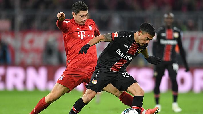 """Técnico del Leverkusen pide la renovación de Charles Aránguiz: """"Es un jugador top e importante para el equipo"""""""