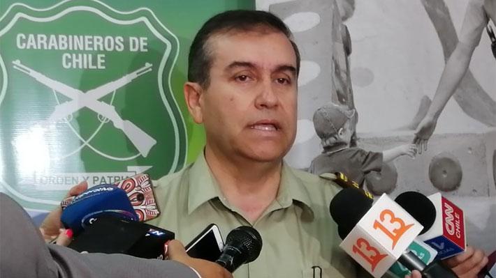"""Carabineros y heridos en Plaza Italia:  """"El médico de servicio manifestó que no nos iba a entregar información"""""""