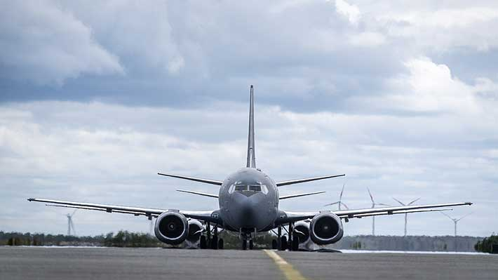 Búsqueda de Hércules se concentra en lugar de hallazgos y se espera llegada del ministro de Defensa a Punta Arenas