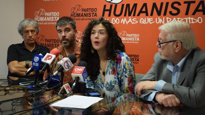 Nuevo golpe para el Frente Amplio: Partido Humanista decide retirarse del bloque