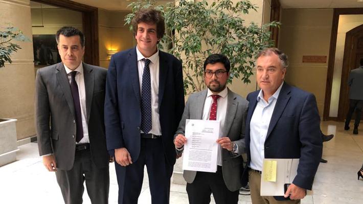 "Seis diputados oficialistas piden al comité de Ética sancionar a Pamela Jiles por dichos ""clasistas"""