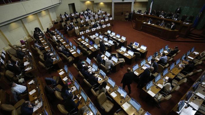 Con votos DC y PR, Cámara aprueba cuestión previa y rechaza la acusación constitucional contra el Presidente Piñera