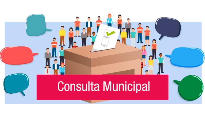 Consulta municipal: Busca qué comunas participan, cómo se votará en cada una y las fechas para hacerlo