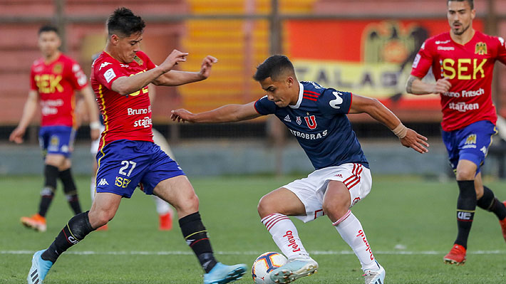 Insólita voltereta... La ANFP vuelve atrás y ahora el Chile 4 para la Libertadores se definirá en cancha entre la U y Unión