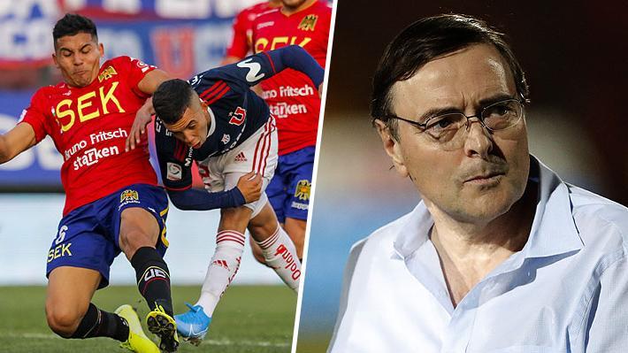 Arde la polémica tras decisión de la ANFP por el Chile 4: Unión insiste en que no jugará y Segovia vuelve a destrozar a la U
