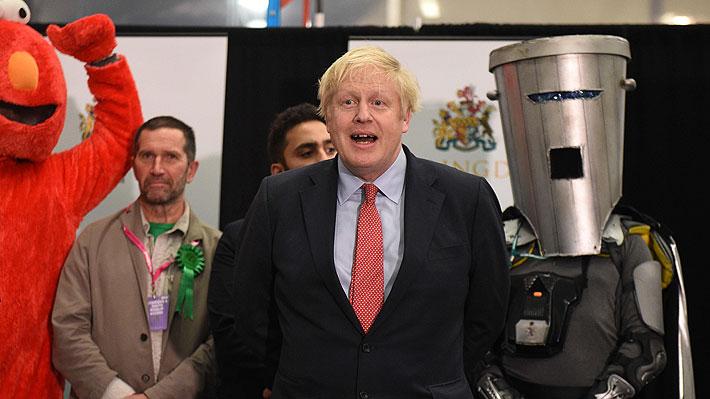 Elecciones Reino Unido: Boris Johnson consigue la mayoría absoluta para sacar adelante el Brexit