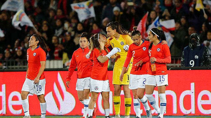 """La """"Roja"""" femenina cerró el 2019 con su mejor lugar histórico en el ranking FIFA"""