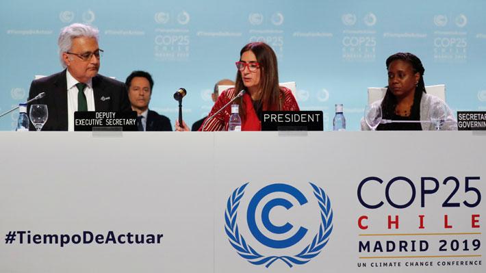 Artículo 6, el punto más complejo de la COP25 que deberá ser tratado en la próxima cumbre en Glasgow