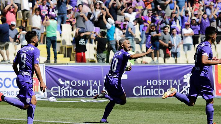 D. Concepción remonta un partido dramático ante Limache y consigue el ansiado retorno al profesionalismo