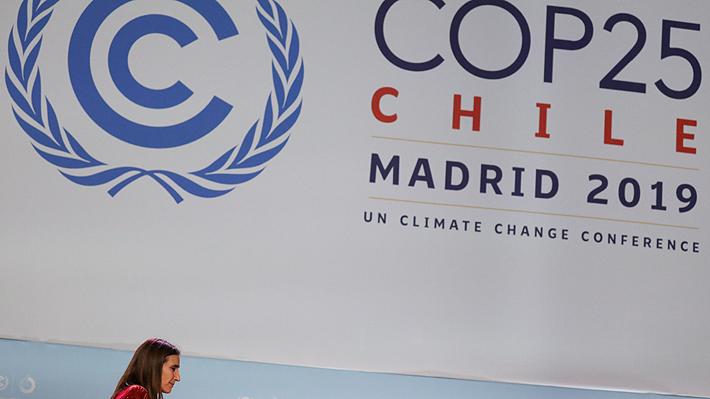 """Las reacciones políticas en Chile de los """"insuficientes"""" resultados que dejó la COP25"""