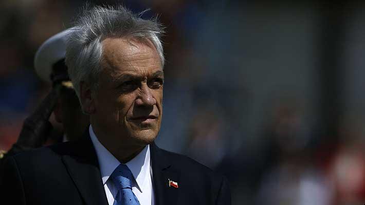 Encuesta Cadem: Desaprobación del Presidente Piñera sube dos puntos y llega al 79%