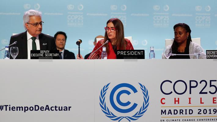 Prensa internacional y COP25: Critican el documento final mediado por Chile y apuntan a los países más contaminantes