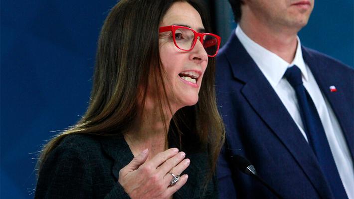 """Ministra Schmidt asegura que está """"triste"""" pero """"orgullosa"""" tras COP25: """"Cada paso alcanzado cuenta"""""""