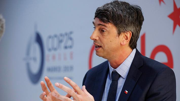 """Andrés Couve indica que presidir la COP """"no fue un error"""" y se logró """"generar conciencia a nivel nacional"""""""