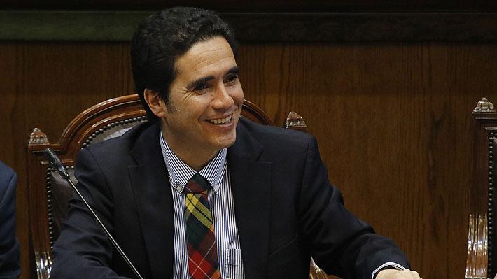 """Comisión de Hacienda del Senado aprueba en general reforma tributaria y ministro Briones afirma: """"Vamos avanzando bien"""""""