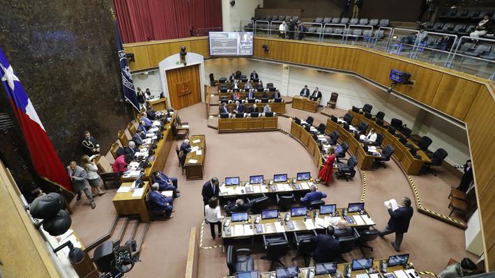 Senado despacha reforma que inicia proceso constituyente: Se ratifican plebiscitos y mecanismos para crear nueva Carta Magna