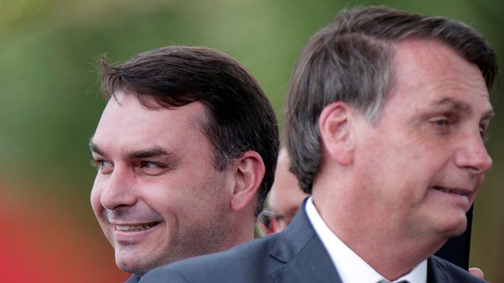 """Bolsonaro cuestiona duramente la investigación a su hijo por corrupción: """"Es un trabajo de puercos"""""""