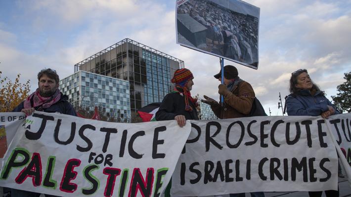 Fiscal de la Corte Penal Internacional anuncia investigación contra Israel por presuntos crímenes de guerra