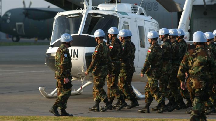 Investigación asegura que cascos azules abusaron de menores en Haití: Habría casos de soldados chilenos