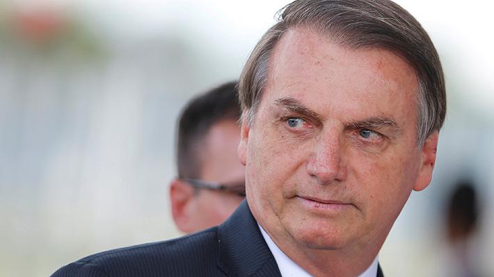 Bolsonaro asegura que Trump no cobrará aranceles a acero y aluminio brasileños