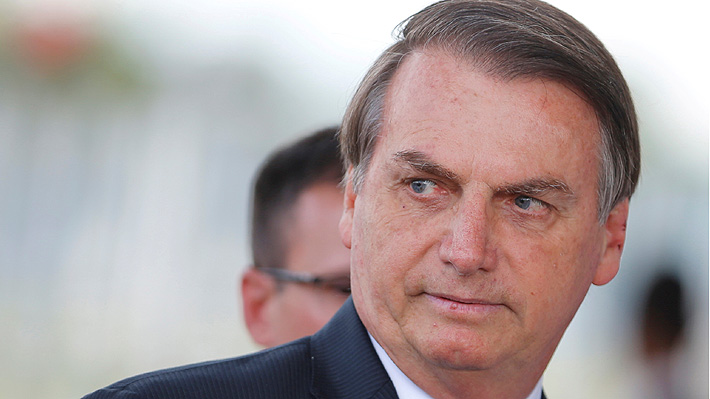 """Presidente Jair Bolsonaro informa que no padece cáncer de piel: """"Se hizo una biopsia y no dio nada"""""""
