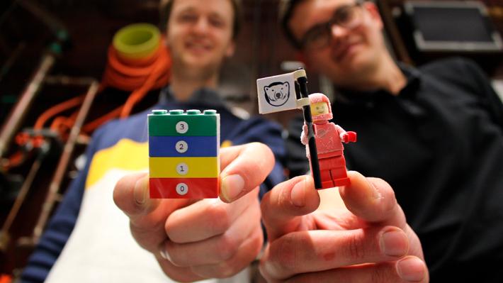 Descubren sorprendente nuevo uso para piezas de Lego: Son un excelente aislante térmico en temperaturas criogénicas