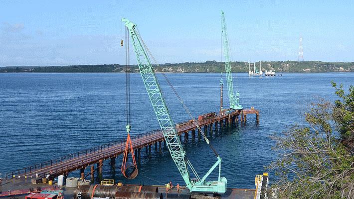 Hyundai acusa incumplimiento de compromisos por parte del MOP y paraliza construcción del Puente Chacao