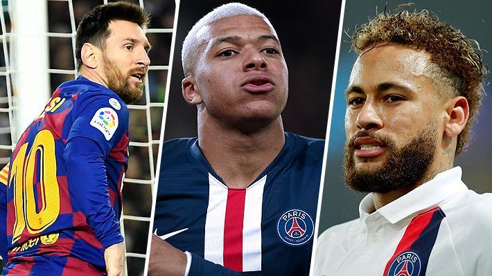 """Mbappé hizo una """"frustrante"""" confesión sobre Lionel Messi y dio detalles de su relación con Neymar en el PSG"""