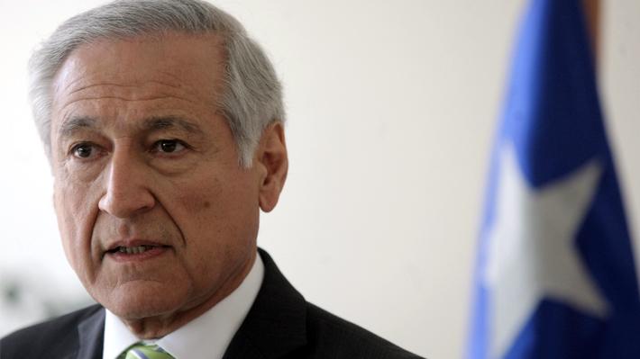 """Heraldo Muñoz entra al debate sobre contenido de la nueva Constitución: """"Me gustaría tener un régimen semipresidencial"""""""