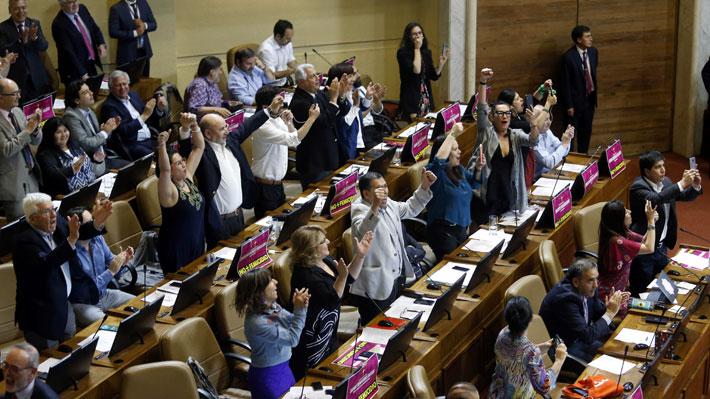 Las tres fórmulas con las que el Gobierno busca alcanzar consenso por paridad de género en el Senado