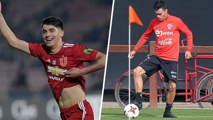 """Con Ángelo Araos y Gabriel Suazo a la cabeza: La """"Roja"""" Sub 23 ya tiene nómina para el preolímpico 2020"""