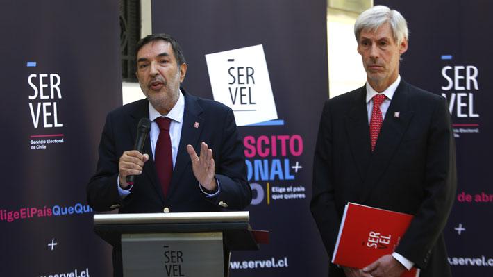 Plebiscito 2020: Servel informa que más de 367 mil personas cambiaron su domicilio electoral y explica votación