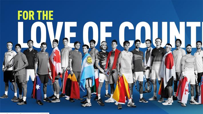 Cómo se jugará y cuánto reparte la ATP Cup, el torneo estilo Copa Davis en el que Chile enfrentará a la Serbia de Djokovic