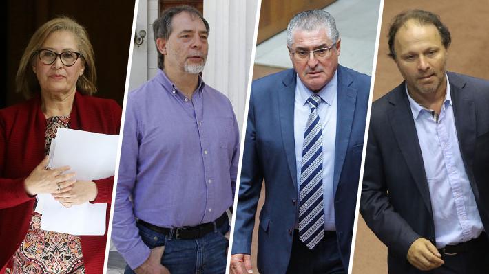 """Senadores de oposición confían en aprobar la paridad de género y llaman a RN y Evópoli a """"no dejarse presionar por la UDI"""""""