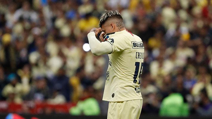 Video: Mira el penal que falló Nicolás Castillo en la final de la liga mexicana que perdió América ante Monterrey