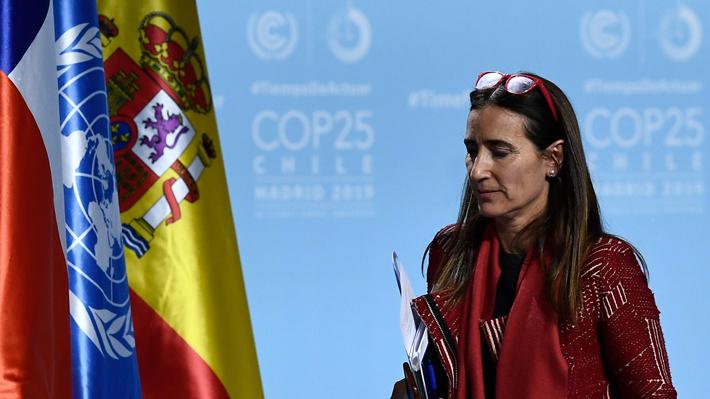 Cámara de Diputados aprueba interpelar a la ministra Carolina Schmidt por su desempeño en la COP25