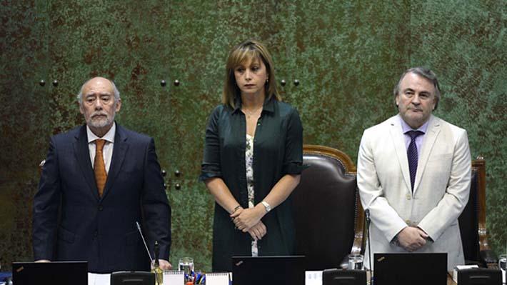 Cámara rechaza censura contra mesa directiva que presentó Chile Vamos