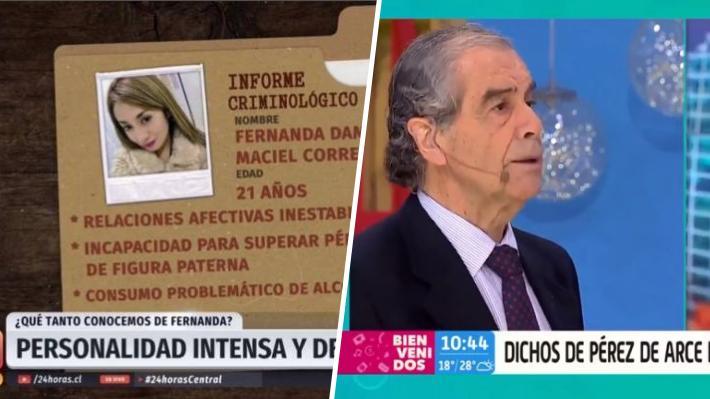 """Reportaje sobre Fernanda Maciel y Hermógenes Pérez de Arce en """"Bienvenidos"""": Lo más denunciado ante el CNTV en 2019"""