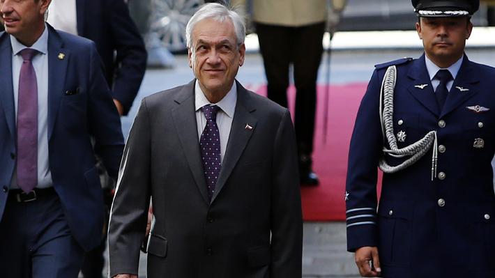 Presidente Piñera obtiene leve aumento en su aprobación y cierra el año con un 16% según encuesta Criteria