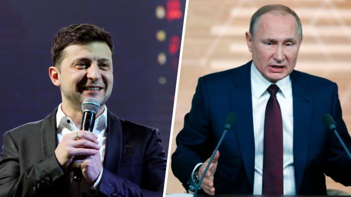 Zelenski y Putin se ponen de acuerdo para iniciar una nueva etapa de intercambio de presos