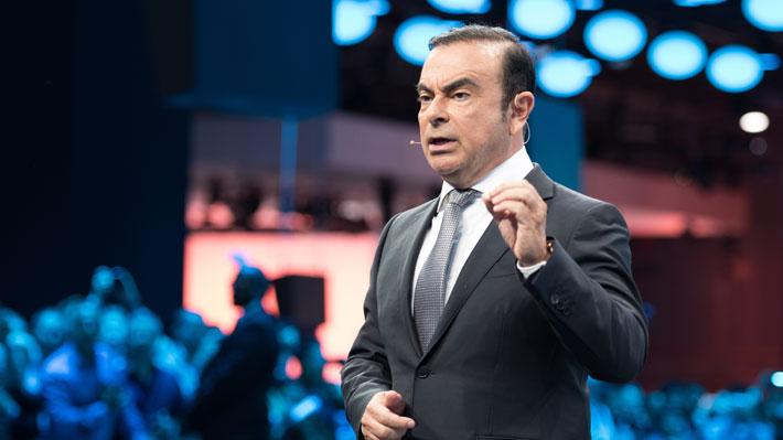Interpol lanza orden de arresto contra ex presidente de Nissan y pide su arresto al Líbano