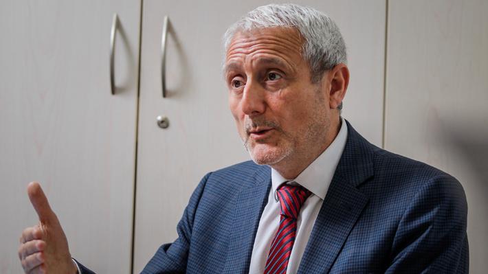 """Vicepresidente del CRUCh: """"Vamos a garantizar que ningún postulante rinda la PSU en condiciones de desventaja"""""""