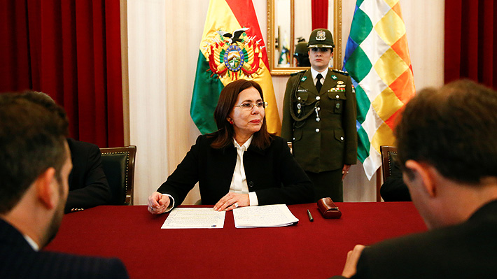 Gobierno de Bolivia dialoga con países de la Unión Europea tras conflicto con España y México